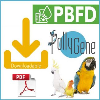 PBFD Psittacine beak feather disease Pollygene